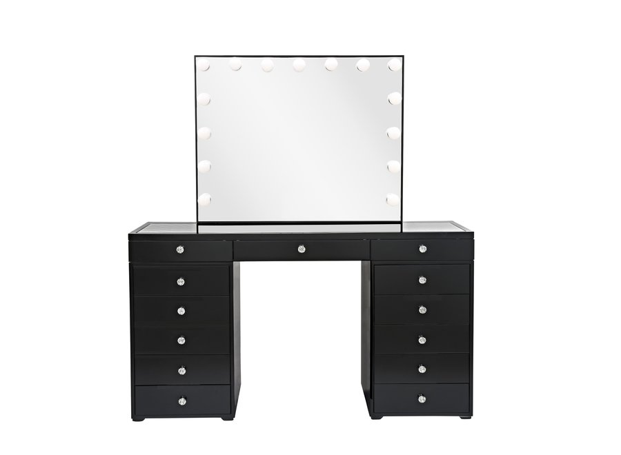 BRIGHT BEAUTY VANITY STATION CLASSIC  - closed drawer
