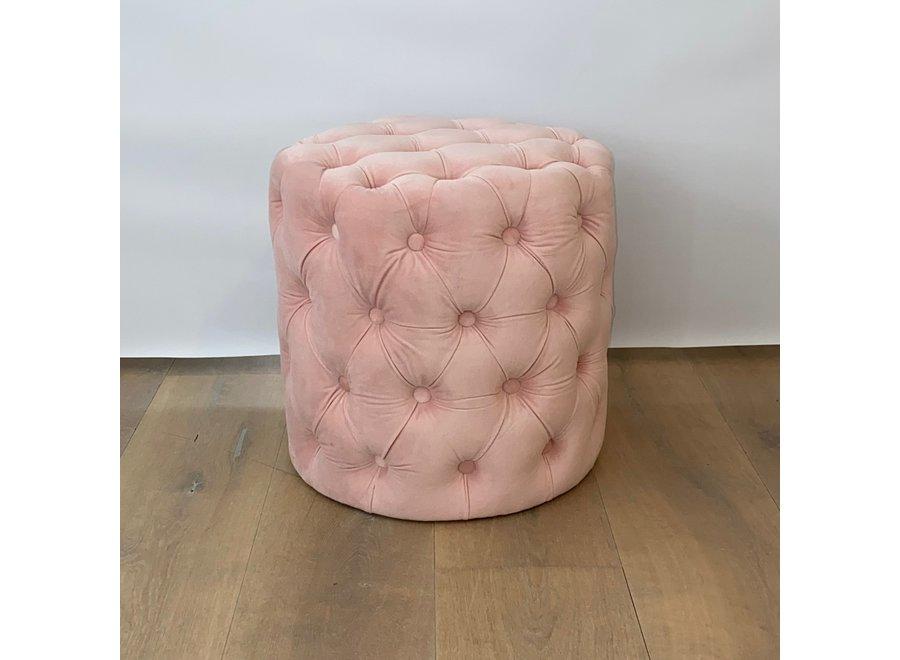 Poef - roze