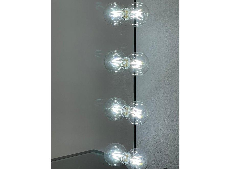 BRIGHT BEAUTY 15 CLEAR LIGHT BULBS 6500K