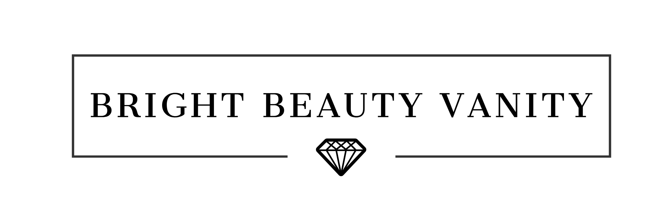 Bright Beauty Vanity