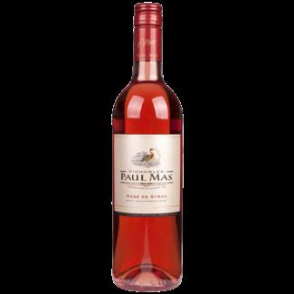 Paul Mas Rosé de Syrah Vin De Pays D'oc 2018