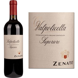 Zenato 'Superiore', Corvina-Rondinella-Veronese-Sangiovese, Valpolicella 2018