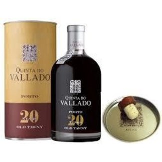 Quinta do Vallado '20 Years' Tawny Porto