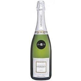 Grongnet Blanc de Noirs Champagne