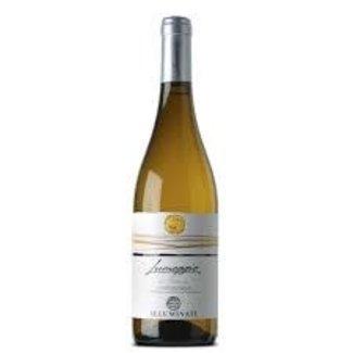 Illuminatie 'Lumeggio' Trebbiano d'Abruzzo 70%, Passerina 15% Chardonnay 15%, V.Q.P.R.D. Controguerra Bianco Doc Lumeggio di Bianco 2018