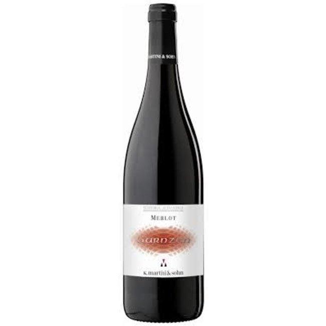 K.Martini 'Gurnzan', Pinot Noir, Alto Adige 2018