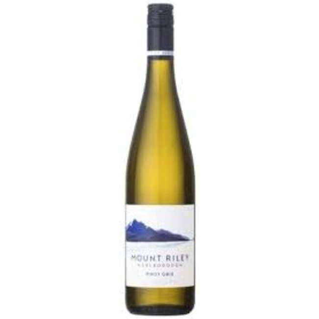 Mount Riley, Pinot Gris, Marlborough 2019