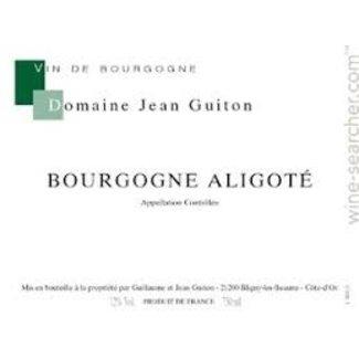 Domaine Jean Guiton Bourgogne Aligoté 2016