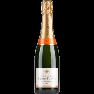 Baron-Fuenté 'Grande Réserve Brut', Champagne, 0,375l