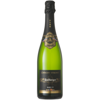 Crémant d'Alsace Wolfberger Chardonnay Medaille d'Or