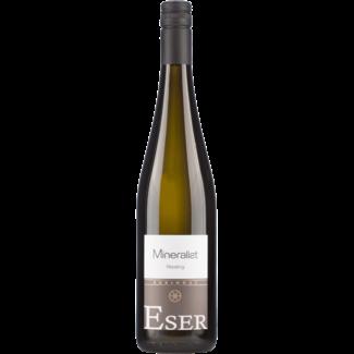 Eser 'Mineralist', Riesling, Rheingau 2018