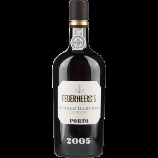 Feuerheerd's Colheita 2005, single harvest old tawny  Port