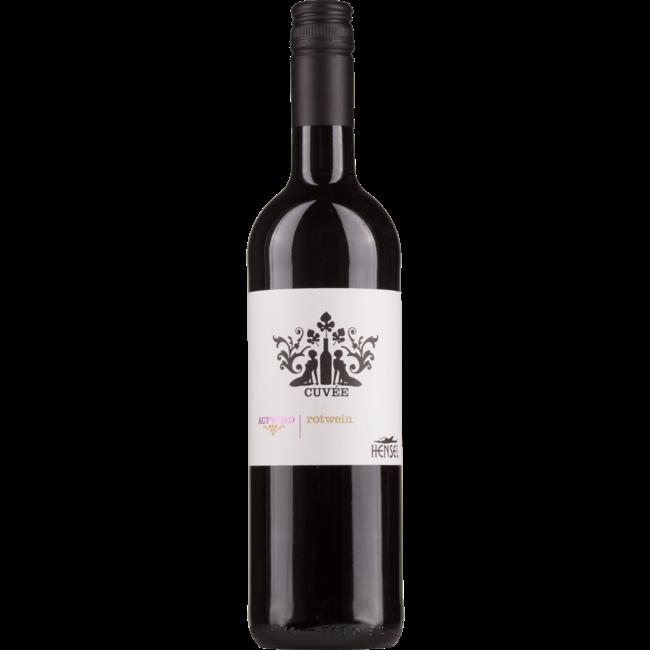Hensel Cuvée Aufwind rotwein 2016