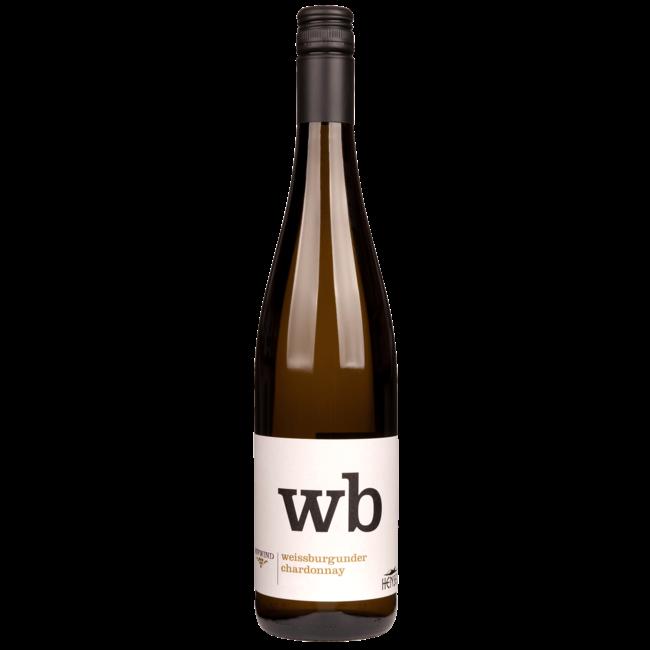 Weingut Thomas Hensel 'WB', Weissburgunder en Chardonnay, Pfalz 2019