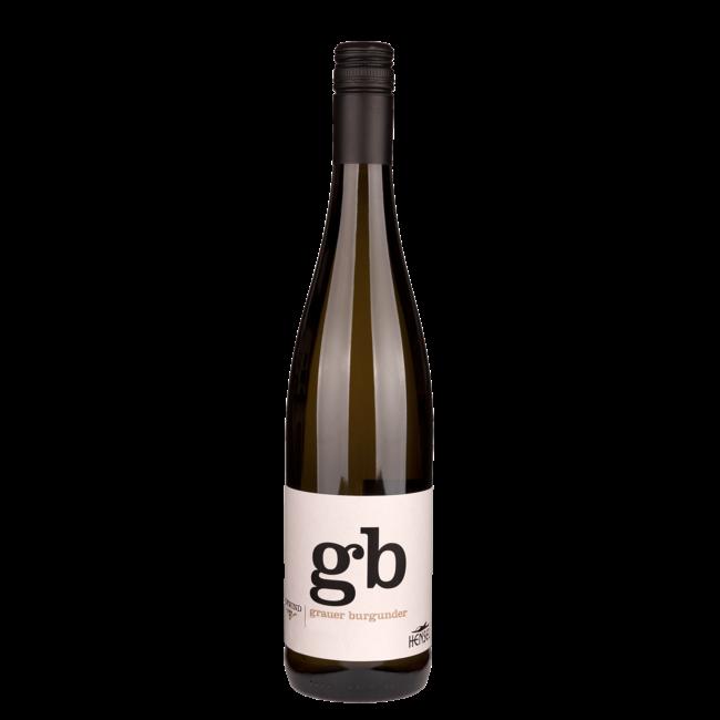 Weingut Thomas Hensel 'GB', Grauburgunder,  Pfalz 2020