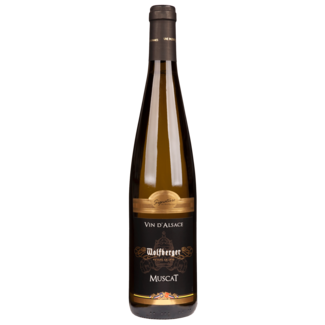 Wolfberger Muscat Signature Alsace 2017