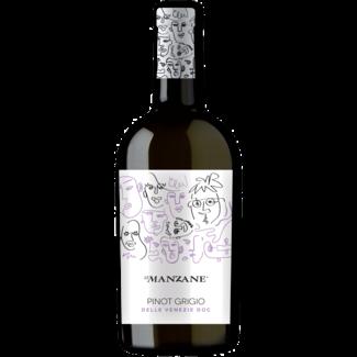 Le Manzane. Pinot Grigio, Della Venezie DOC  2020