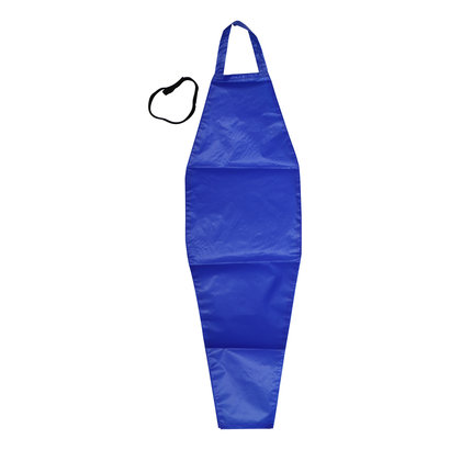 Gleitsack mit elastischem Klettband