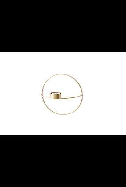 POV Tealight Candleholder - Small - Brass