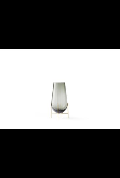 Échasse Vase - Small - Smoke
