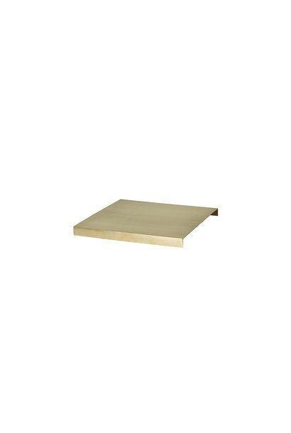 Tray voor Plantbox - Brass