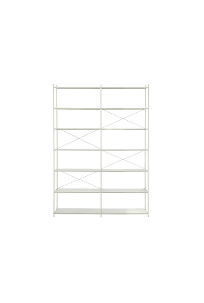 Punctual Shelving System - 2x7