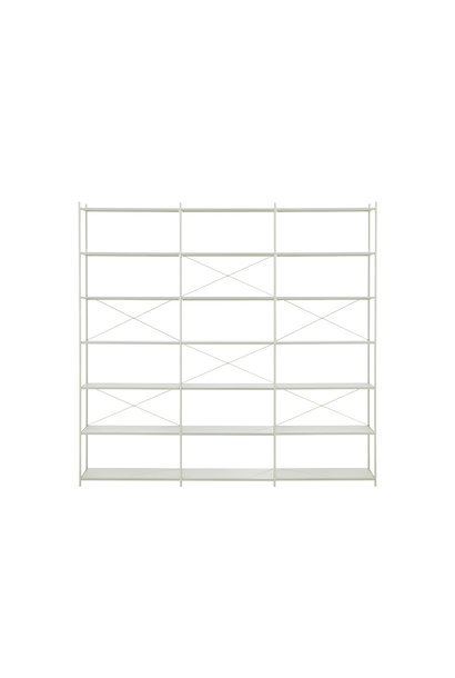 Punctual Shelving System - 3x7