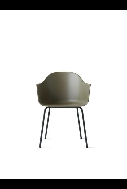Harbour Chair - Black Steel (meerdere kleuren)