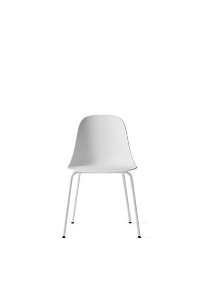 Harbour Dining Side Chair - Light Grey Steel