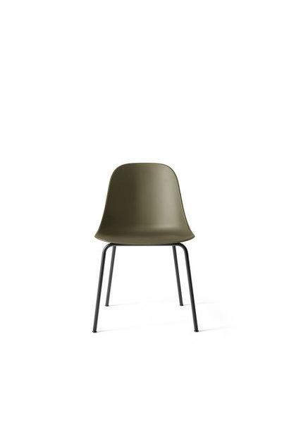 Harbour Dining Side Chair - Black Steel (meerdere kleuren)