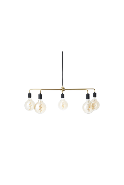 Chambers Chandelier - Small - Brass