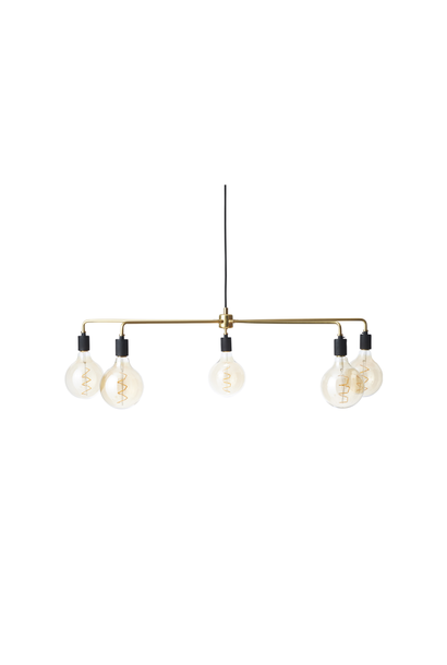 Chambers Chandelier - Large - Brass