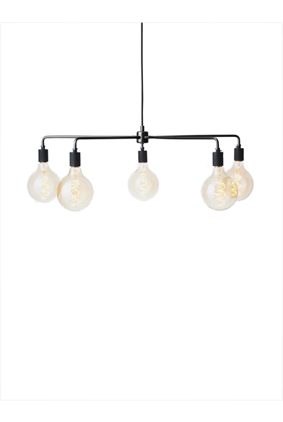 Chambers Chandelier - Small - Black