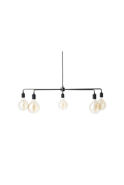 Chambers Chandelier - Large - Black