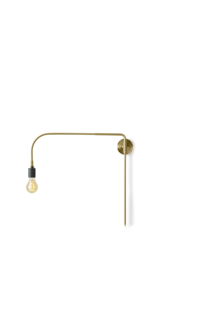 Warren Wall Lamp - Brass