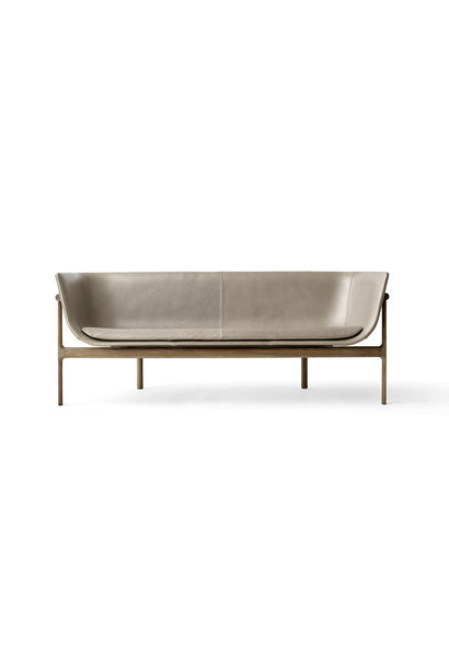Tailor Sofa - Dark Stained Oak/Dakar