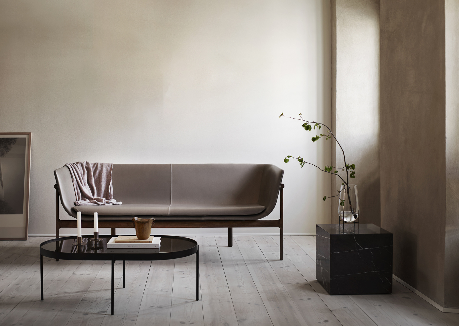 Tailor Sofa - Natural Oak/Dakar-4