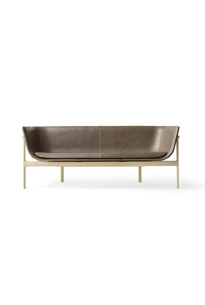 Tailor Sofa - Natural Oak/Dakar
