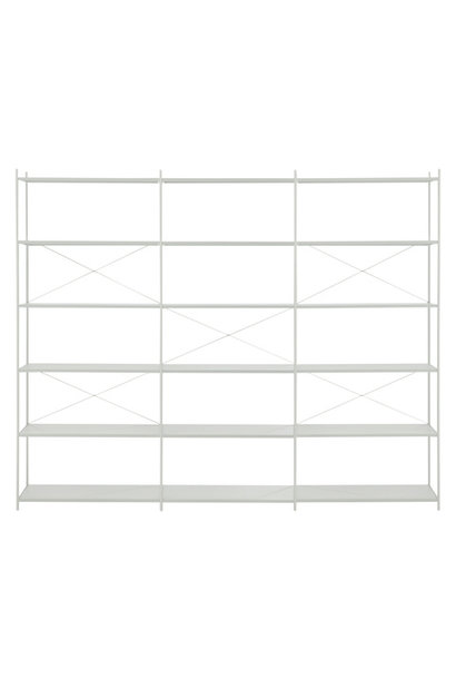 Punctual Shelving System 3x6