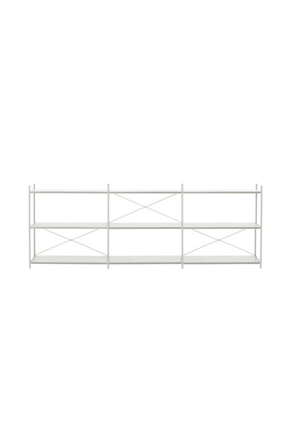 Punctual Shelving System - 3x3