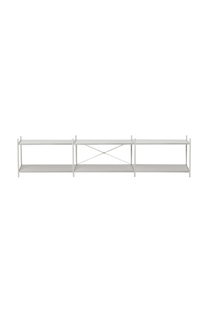 Punctual Shelving System - 3x2