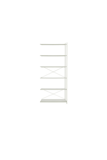 Punctual Shelving System - 0x6 - Add on
