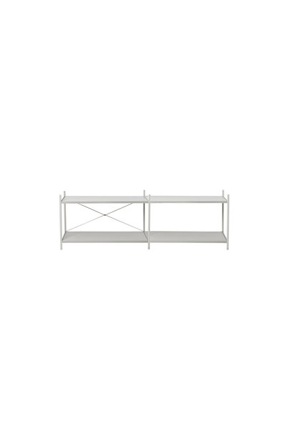 Punctual Shelving System - 2x2