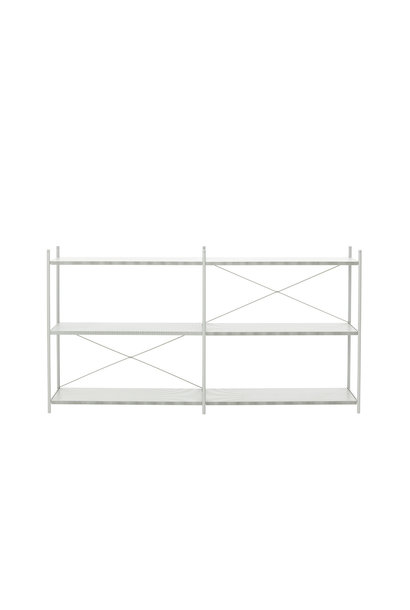 Punctual Shelving System - 2x3