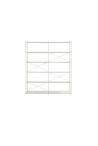 Punctual Shelving System 2x6