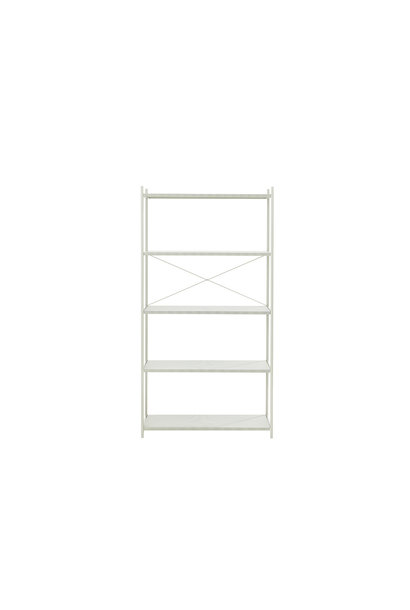 Punctual Shelving System 1x5