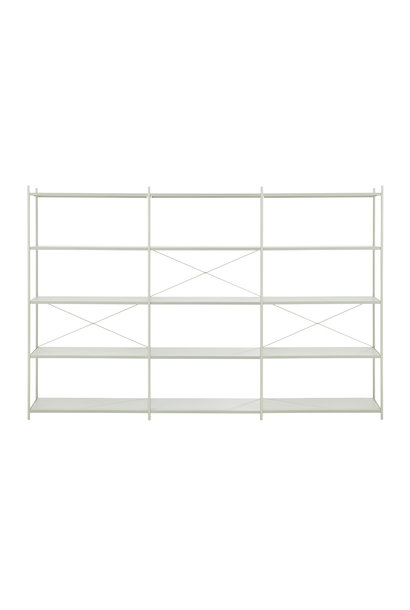 Punctual Shelving System 3x5