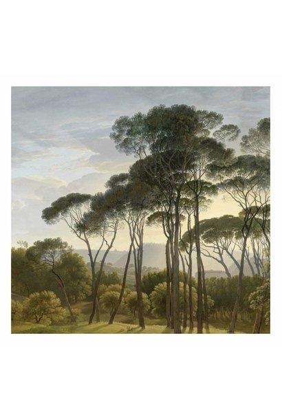 Fotobehang Golden Age Landscapes 1 - 292.2 x 280