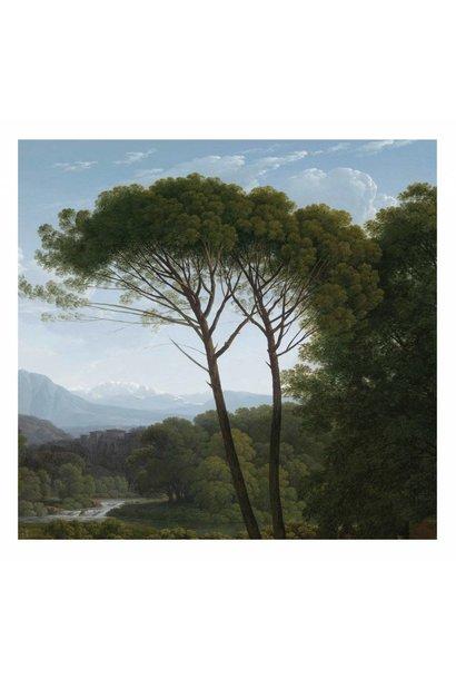 Fotobehang Golden Age Landscapes 2 - 292.2 x 280
