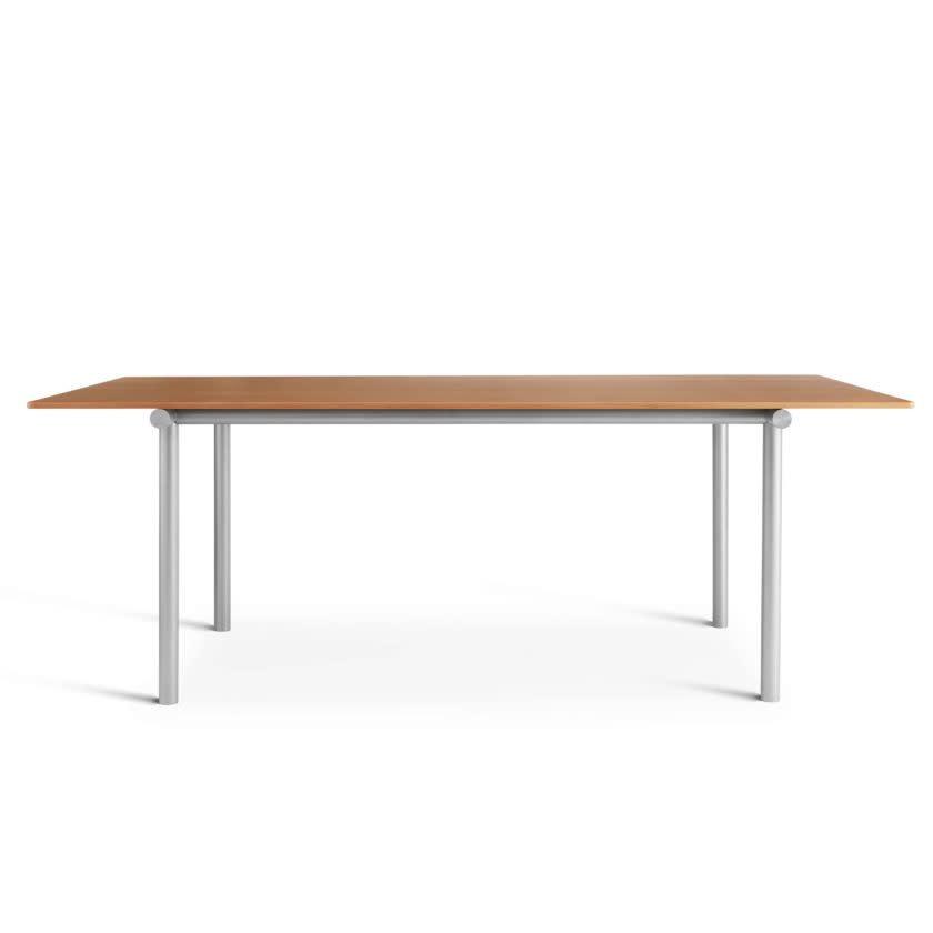 Tubby Tube Table - Alu Frame 200 x 90 cm.-1